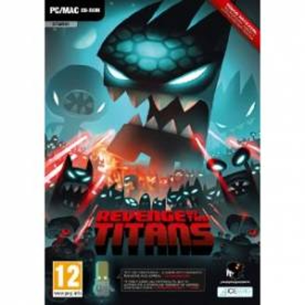 Revenge of the Titans Game PC - Image 1