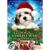 12 Dogs Of Christmas 2 - Great Puppy Rescue DVD
