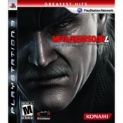 Metal Gear Solid 4 Guns Of The Patriots Game (Greatest Hits) PS3 (#)