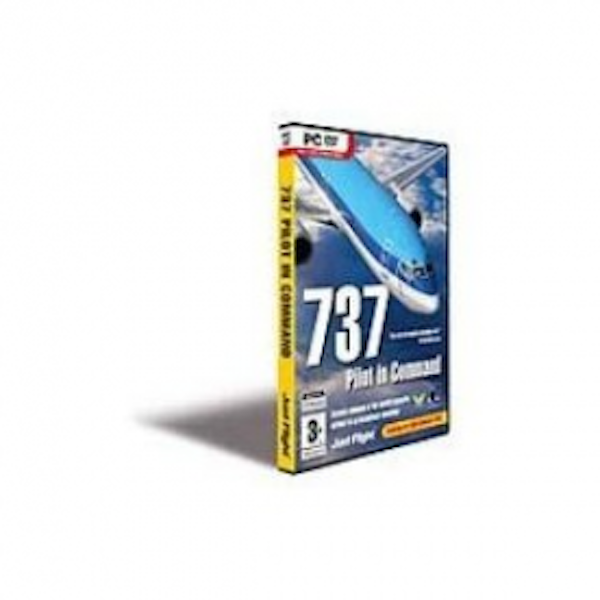 737 Pilot In Command Expansion Pack Game PC