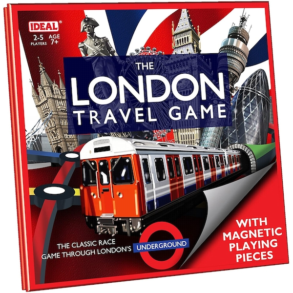 London Travel Board Game