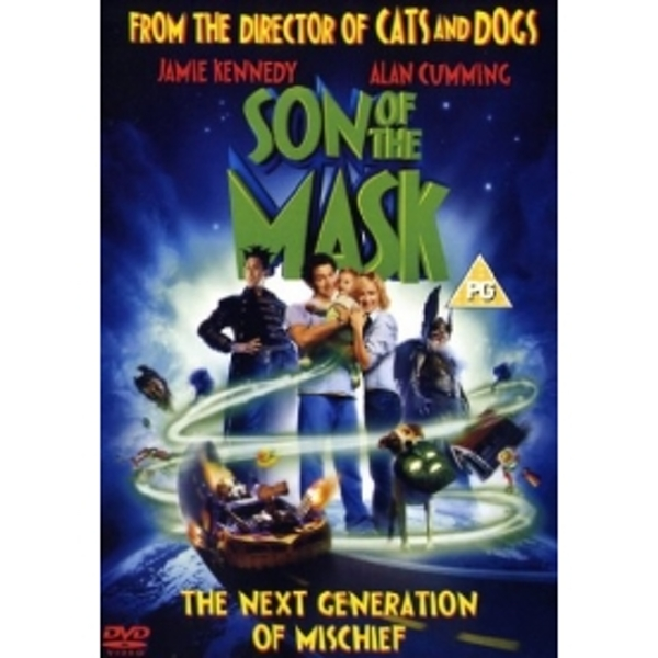 Son Of Mask DVD