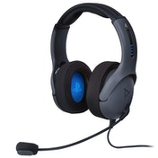 PDP LVL50 Wired Stereo Headset Grey for PS4