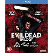 The Evil Dead Trilogy (1992) Blu-Ray