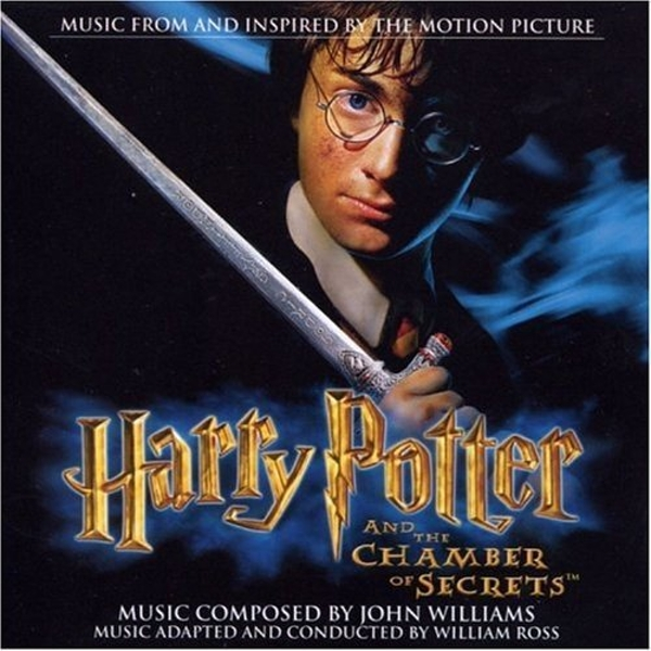 Harry Potter And The Chamber Of Secrets - Soundtrack CD