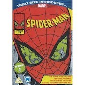 Spider-Man Season 1 episodes 1 and 2 Marvel Spider-Man DVD