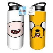 Adventure Time Finn and Jake Drinks Bottle