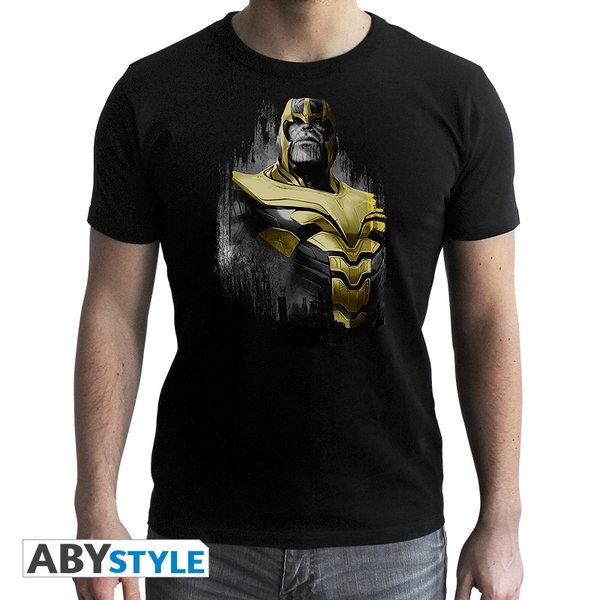Marvel - Titan Men's Large T-Shirt - Black