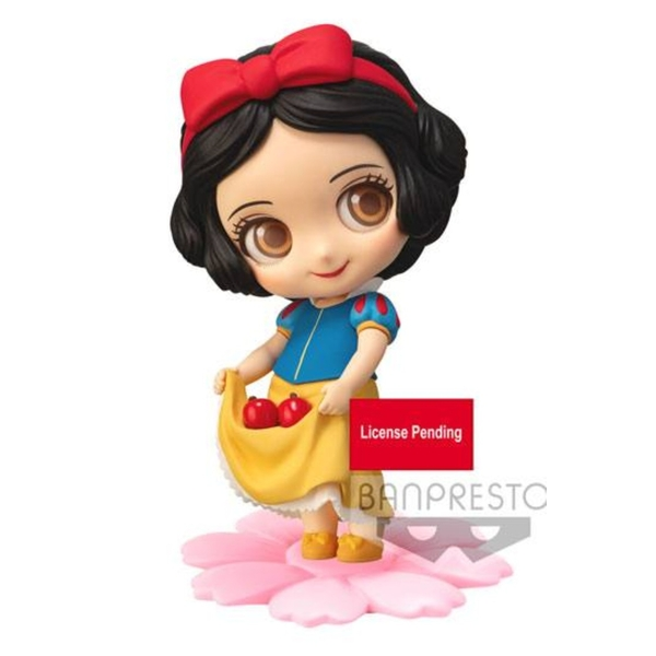 Snow White Version A Disney Q Posket Sweetiny Mini Figure