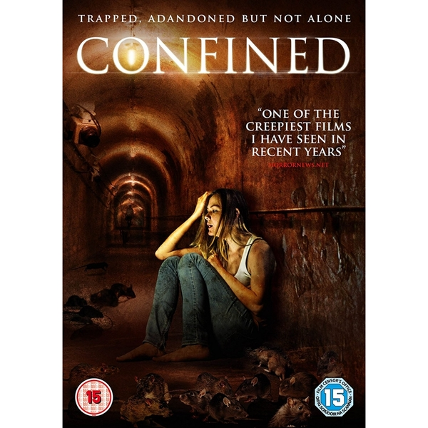 Confined DVD