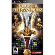 Puzzle Chronicles Game PSP