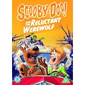 Scooby Doo and The Reluctant Werewolf DVD