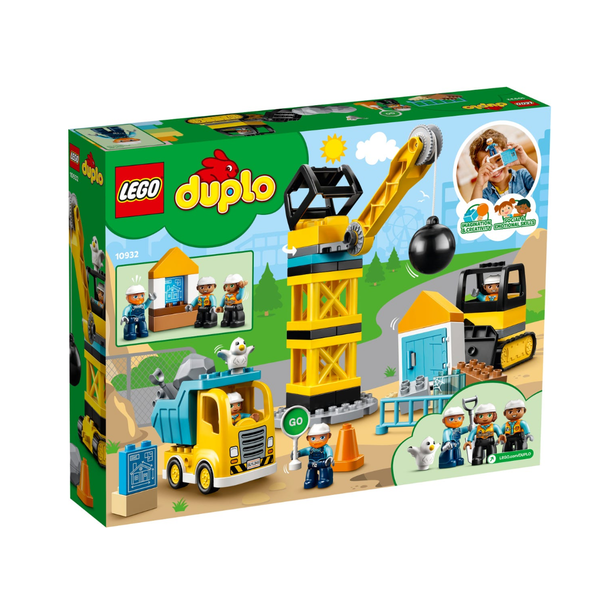 LEGO DUPLO  Wrecking Ball Demolition (10932)