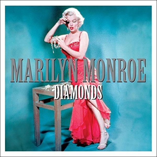 Marilyn Monroe - Diamonds Double CD Music CD
