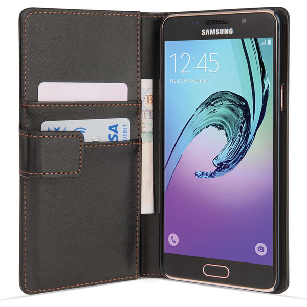 Samsung Galaxy A5 (2017) PU Wallet - Black