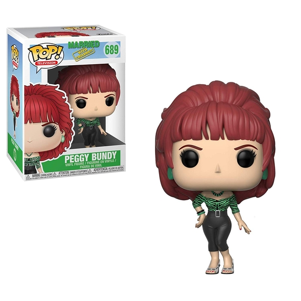 Peggy Bundy (Married with Children) Funko Pop! Vinyl Figure #689