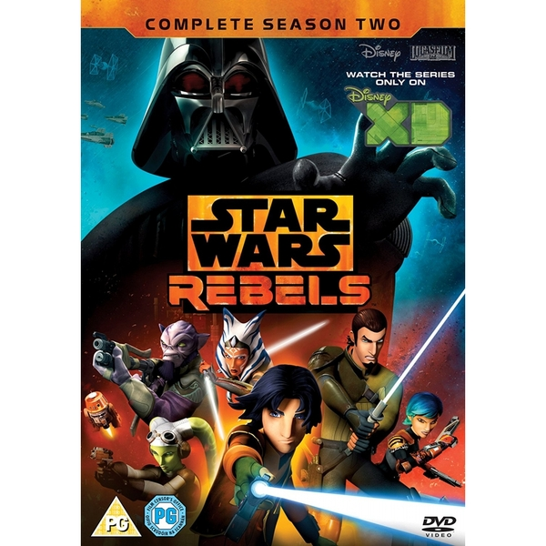 Star Wars: Rebels - Season 2 DVD