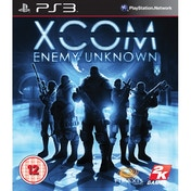 XCOM Enemy Unknown Game PS3 (#)