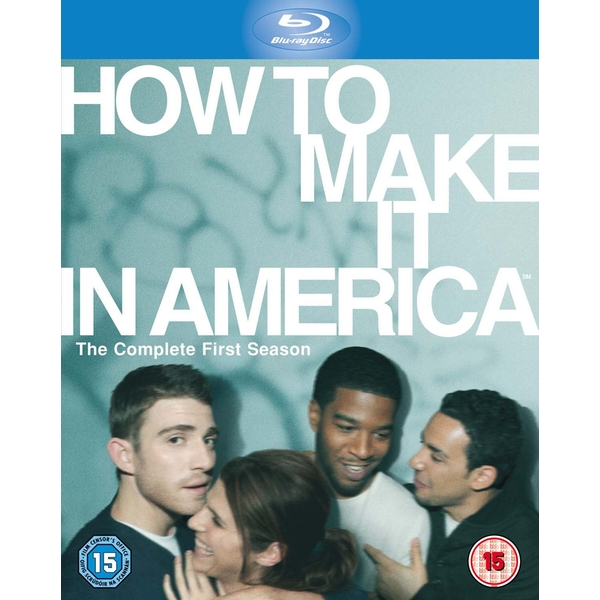 How to Make It In America - Series 1 - Complete Blu-ray 2-Disc Set