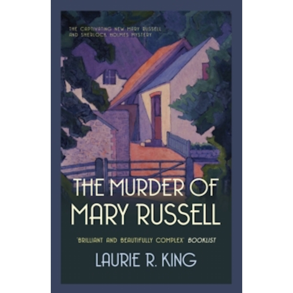 The Murder of Mary Russell : 14