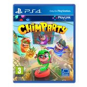 Chimparty PS4 Game (PlayLink)