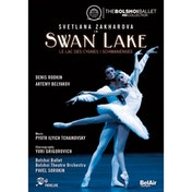 Swan Lake: The Bolshoi Ballet DVD