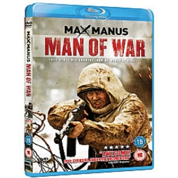 Max Manus Man Of War Blu Ray