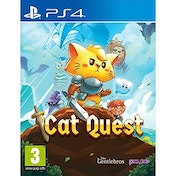 Cat Quest PS4 Game