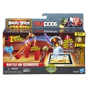 Star Wars Angry Birds Telepods Battle on Geonosis