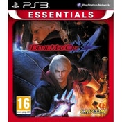 Devil May Cry 4 (Essentials) Game PS3