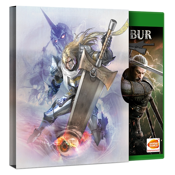 Soul Calibur VI (with Exclusive Metal Slip Case) Xbox One Game - Image 1