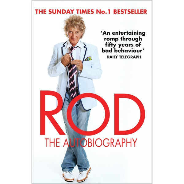 Rod: The Autobiography Paperback – 23 May 2013