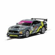 Ford Mustang GT4 British GT 2019 Race Performance Scalextric Car