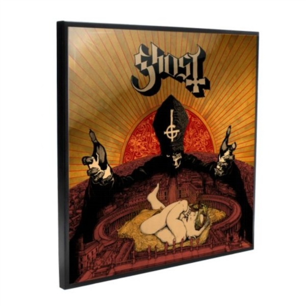 Ghost - Infestissumam Crystal Clear Pictures