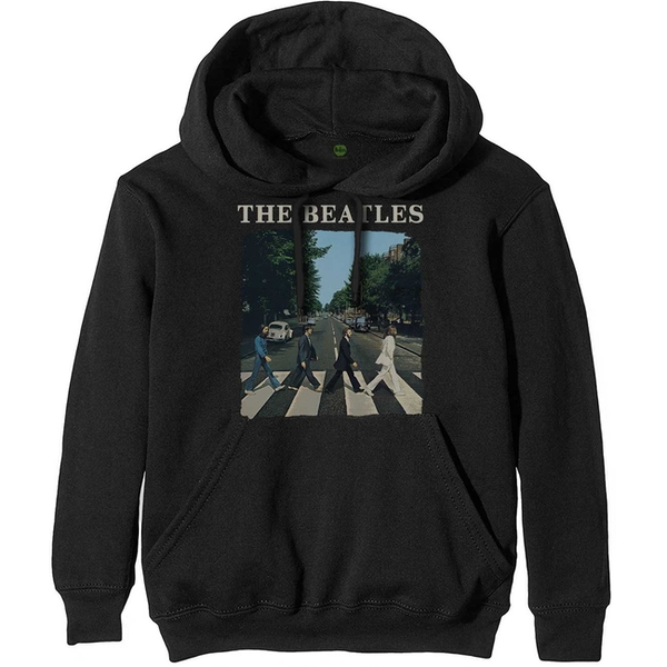 The Beatles - Abbey Road Men's X-Large Pullover Hoodie - Black