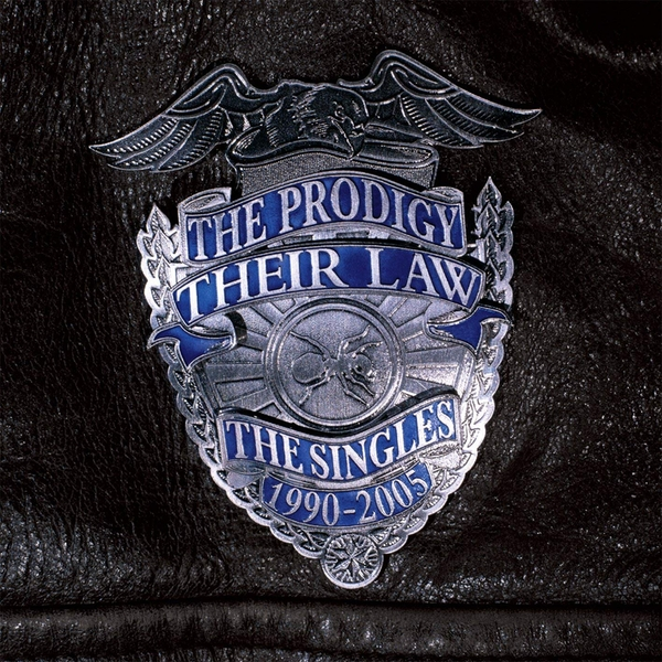 The Prodigy - Their Law The Singles 1990-2005 Vinyl