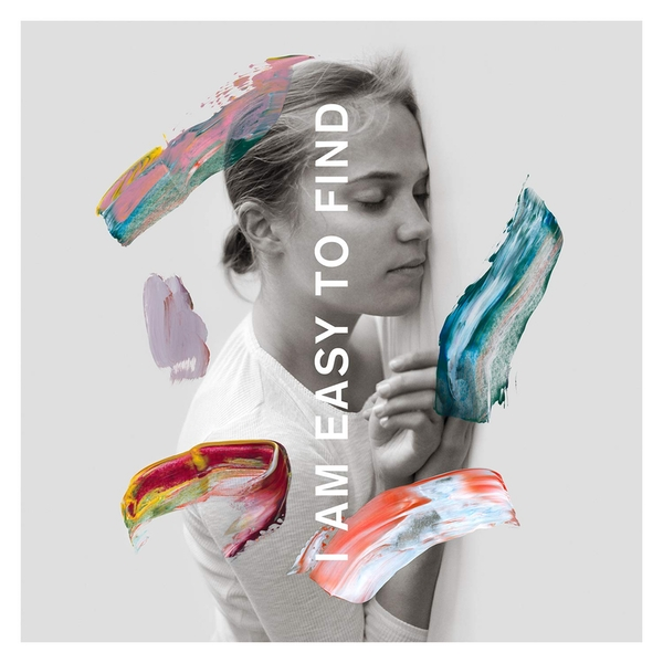 National - I Am Easy To Find Clear  Vinyl