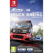 FIA European Truck Racing Championship Nintendo Switch Game