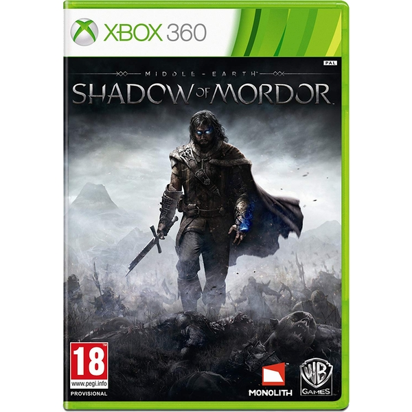 Middle-Earth Shadow of Mordor Xbox 360 Game - Image 1