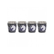 Unicorn Elixir (Set of 4) Shot Glass