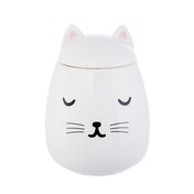 Sass & Belle Cutie Cat Storage Jar