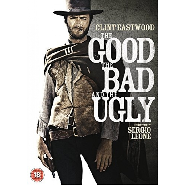 The Good, The Bad And The Ugly DVD