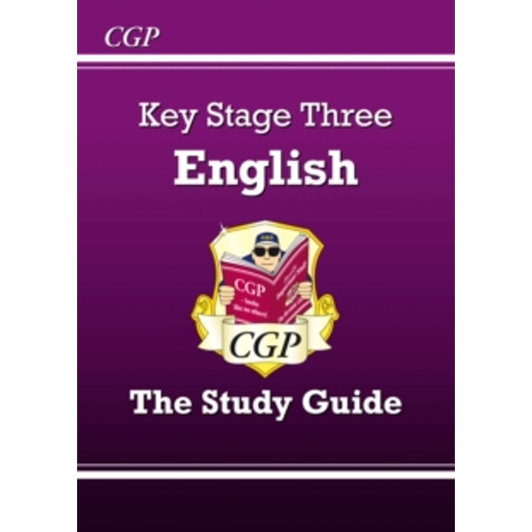 KS3 English Study Guide by CGP Books (Paperback, 2009)