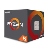 AMD Ryzen 5 1600 3.2GHz Six Core AM4 Socket Overclockable Processor