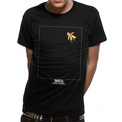 2001 Space Odyssey - Floating In Space Men's X-Large T-shirt - Black