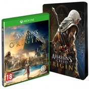 Assassin's Creed Origins + Steelbook Xbox One Game