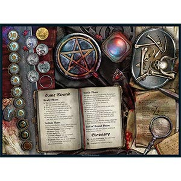 Sorcerer Extra Player Board Expansion
