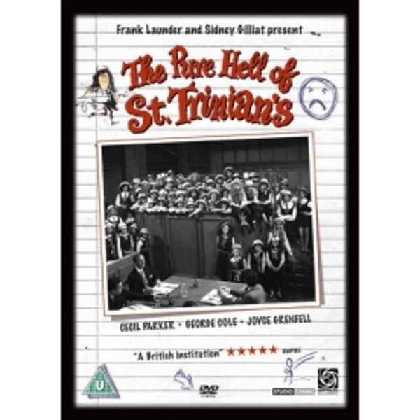 The Pure Hell of St Trinians DVD