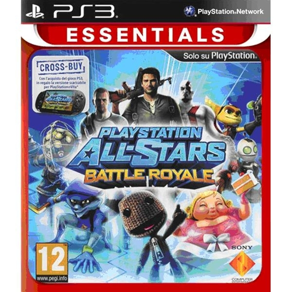 All Games For Ps3 : Playstation all stars battle royale game essentials ps