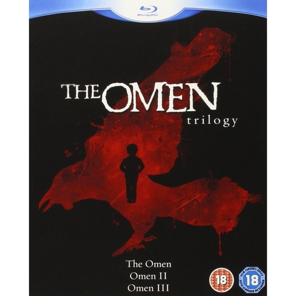 The Omen Trilogy Blu-ray